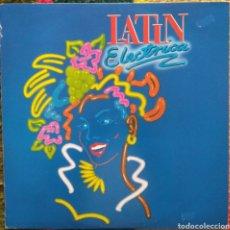 Discos de vinilo: LATIN ELECTRICA?–LATIN ELECTRICA. Lote 221905720