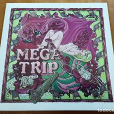 Discos de vinilo: MEGATRIP KRAUTROCK ORIGINAL LP 555 COPIAS. Lote 221906845
