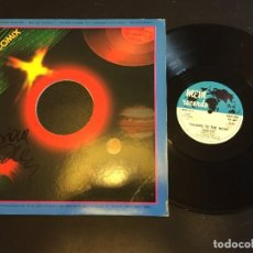 "Discos de vinilo: BRIAN ICE TALKING TO THE NIGHT - EXTENDED 12"" ITALO DISCO. Lote 221911615"