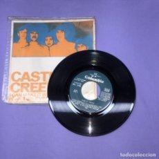 Discos de vinilo: SINGLE - CASTLE CREEK -- I CAN MAKE IT BETTER I CAN'T BELIEVE IT -- VG ESPAÑA. Lote 221912021