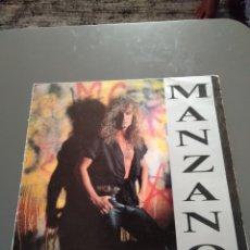 """Discos de vinilo: MANZANO """" AL LÍMITE DE LA PASIÓN """". Lote 221915287"""