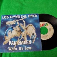 Discos de vinilo: VAN HALE PROMO SPAIN EN OFERTA OPORTUNIDAD COLECCIONISTAS. Lote 221919301