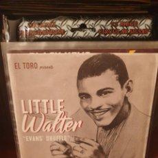 Discos de vinilo: LITTLE WALTER / MERCY BABY / EL TORO RECORDS 2019. Lote 221919827