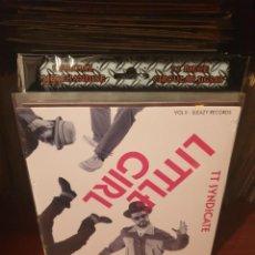 Discos de vinilo: TT SYNDICATE / LITTLE GIRL VOL II / SLEAZY RECORDS 2019. Lote 221920133