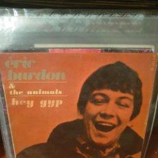 Discos de vinilo: ERIC BURDON & THE ANIMALS / HEY GYP / EDICIÓN FRANCESA/ BARCLAY 1967. Lote 221924567
