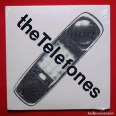Discos de vinilo: SINGLE THE TELEFONES. THE BALLAD OF JERRY GODZILLA. Lote 221925518
