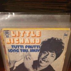 Discos de vinilo: LITTLE RICHARD / TUTTI FRUTTI / EPIC 1972. Lote 221926547
