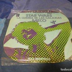 Discos de vinilo: EXPRO LP MAXI SINGLE MUSICA NEGRA STAR WARS MECO LA GUERRA DE LAS GALAXIAS 1977 BUEN ESTADO. Lote 221929916