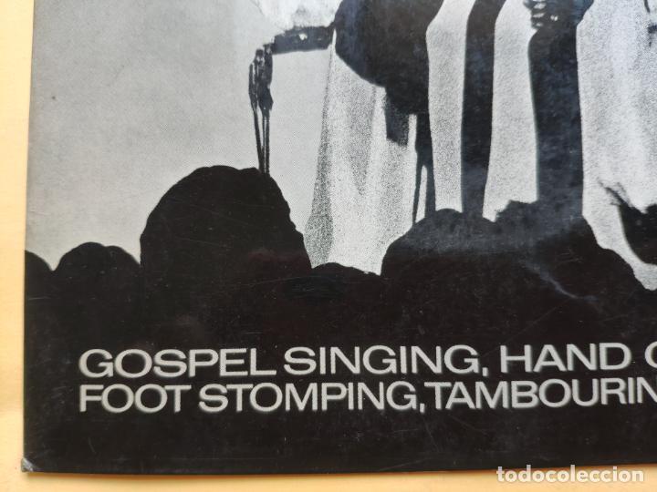 "Discos de vinilo: THE GOSPEL PEARLS & BESSIE GRIFF – Rarest Orig EP 45 Spain PS 7"" – EX * 1963 - Foto 8 - 221931498"