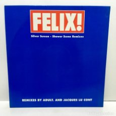 Discos de vinilo: FELIX DA HOUSECAT ?– SILVER SCREEN SHOWER SCENE (REMIXES) - 2002. Lote 221937607