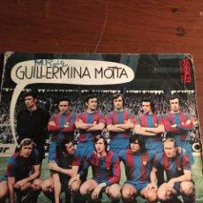 """Discos de vinilo: SINGLE 7"""" GUILLERMINA MOTTA - BARCELONISTA. Lote 221937665"""