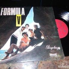 Discos de vinilo: FORMULA V / LP 25 CM 10 PULGADAS 33 RPM / PERGOLA. Lote 221938036
