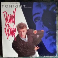 Discos de vinilo: DAVID BOWIE - TONIGHT MAXI-SINGLE 1984. Lote 221939440
