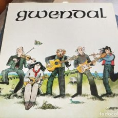 Discos de vinilo: GWENDAL - GWENDAL (LP, ALBUM, RE) SELLO:CBS/SONY, CBS CAT. Nº: S 32183, 32183. MUY BUEN ESTADO. Lote 221949331
