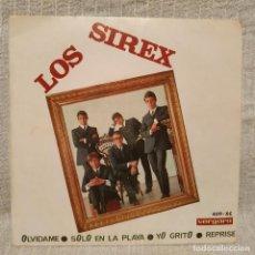 Discos de vinilo: LOS SIREX - OLVIDAME / SOLO EN LA PLAYA / YO GRITO / REPRISE - RARO EP DE 1966 EXCELENTE ESTADO. Lote 221949942