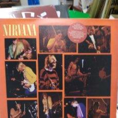 Discos de vinilo: NIRVANA -FROM THE MUDDY BANKS OF THE WISHKAH. DOBLE LP VINILO. NUEVO. Lote 221958310