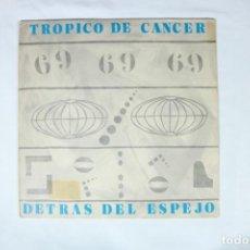 Discos de vinilo: TROPICO DE CANCER (DETRAS DEL ESPEJO) LP ESPAÑA 1984 (VIN-A8). Lote 221958717