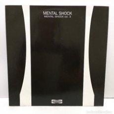Discos de vinilo: MENTAL SHOCK ?– MENTAL SHOCK VOL.3 - 1998. Lote 221959707