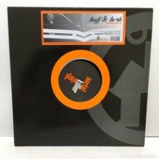 Discos de vinilo: HUFF & HERB – FEELING GOOD - 1998. Lote 221961037