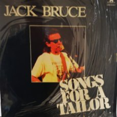 Discos de vinilo: JACK BRUCE - SONGS FOR A TAILOR. Lote 221961126