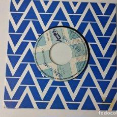 Discos de vinilo: PATT GOVERNA - ALGO NO VA BIEN (SINGLE PROMO ESPAÑOL, ASPA RECORDS 1989) TRIGO LIMPIO. Lote 221961996