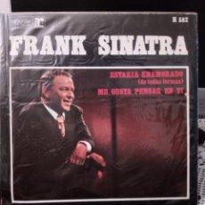 Discos de vinilo: FRANK SINATRA - ESTARÍA ENAMORADO (DE TODAS FORMAS). Lote 221962486