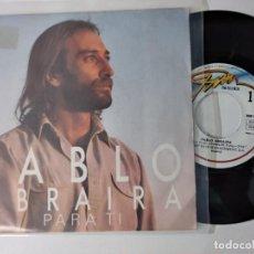 Discos de vinilo: PABLO ABRAIRA - PARA TI. Lote 221963075
