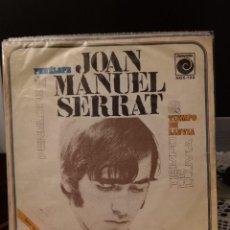 Discos de vinilo: JOAN MANUEL SERRAT - PENELOPE. Lote 221964198