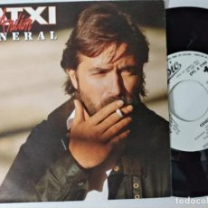 Discos de vinilo: PATXI ANDION - GENERAL SINGLE VINILO PROMO 1986 CONTIENE 1 TEMA. Lote 221964980