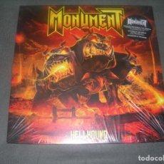 Discos de vinilo: LP MONUMENT-HELLHOUND ENVIO GRATUITO. Lote 221965752