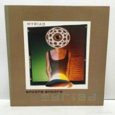 Discos de vinilo: MYRIAD – ENCORE ENCORE - 1996. Lote 221965962