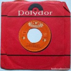 Discos de vinilo: PIA BECK AND HER TRIO. TELL ME WHERE CAN I GO/ PERHAPS. POLYDOR, HOLLAND 1961 SINGLE. Lote 221971123