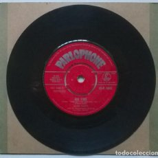 Discos de vinilo: ADAM FAITH. SOMEONE ELSE'S BABY/ BIG TIME PARLOPHONE, UK 1960 SINGLE. Lote 221976791
