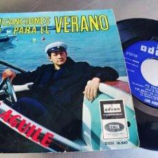 Discos de vinilo: LUIS AGUILE-EP EN VERANO +3. Lote 221976820