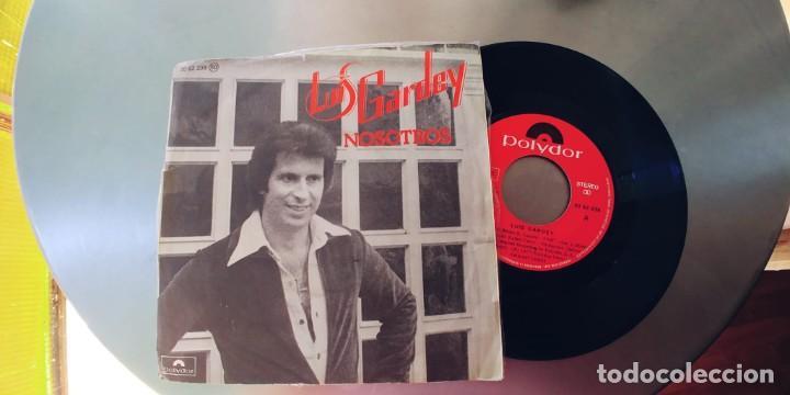 LUIS GARDEY-SINGLE NOSOTROS (Música - Discos - Singles Vinilo - Solistas Españoles de los 50 y 60)