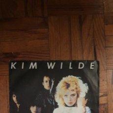 Discos de vinilo: KIM WILDE – CHEQUERED LOVE SELLO: RAK – 2C 008-64410, RAK – 2C008-64.410 FORMATO: VINYL, 7. Lote 277459728