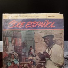 Discos de vinilo: NAT KING COLE - CACHITO. Lote 221986317