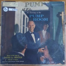 Discos de vinilo: 42970 - PUMP ROOM - DAVID LE WINTER Y SU ORQUESTA. Lote 221993346