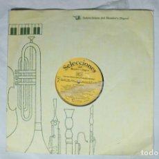 Discos de vinilo: LP LAS MELODIAS MAS BELLAS DEL MUNDO-ESTUCHE CON DE 1976 READER'S DIGEST/ RF-1067, BUEN ESTADO. Lote 221994543