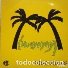 Discos de vinilo: PEDRO POMARES - HUAYAYAY - 12 SINGLE - AÑO 1990. Lote 221995847