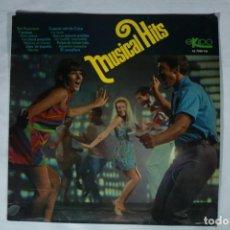Discos de vinilo: LP - MUSICAL HITS - LUIS LUCENA , MARTA SEYES , LOS VIKINGOS... - PRÁCTICAMENTE NUEVO - EKIPO 1968. Lote 222003840