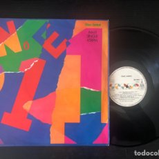 Discos de vinilo: CHAZ JANKEL ?– NO. 1 1985. Lote 222006620
