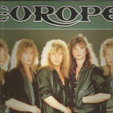 Discos de vinilo: EUROPE FINAL COUNTDOWN. Lote 222007505