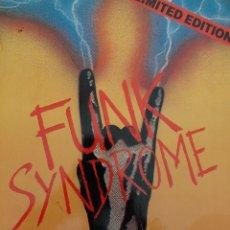 Discos de vinilo: FUNK SYNDROME. Lote 222013528