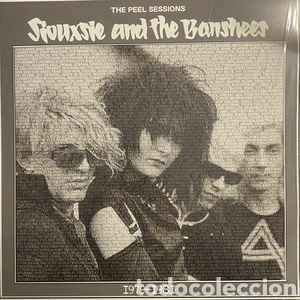 Discos de vinilo: Siouxsie And The Banshees -The Peel Sessions 1979-1981. LP vinilo nuevo - Foto 2 - 222013718
