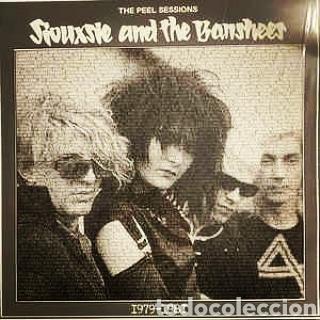 SIOUXSIE AND THE BANSHEES -THE PEEL SESSIONS 1979-1981. LP VINILO NUEVO (Música - Discos - LP Vinilo - Pop - Rock - Extranjero de los 70)