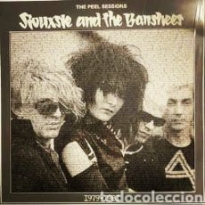 Discos de vinilo: SIOUXSIE AND THE BANSHEES–THE PEEL SESSIONS 1979-1981. LP VINILO NUEVO. Lote 222013718