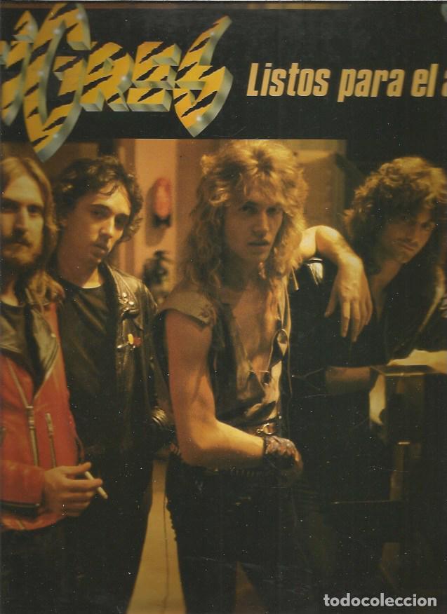 TIGRES LISTOS PARA EL ASALTO (Música - Discos - LP Vinilo - Heavy - Metal)