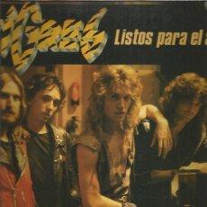 Discos de vinilo: TIGRES LISTOS PARA EL ASALTO. Lote 222013788