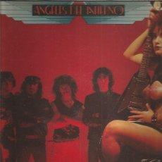 Discos de vinilo: ANGELES DEL INFIERNO PACTO CON EL DIABLO. Lote 222015585